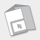 PIEGHEVOLI/DEPLIANTS DIN A6L - 7,4x21 cm CHIUSO 4 ANTE<br>CHIUSURA A PORTAFOGLIO<br>VERTICALE