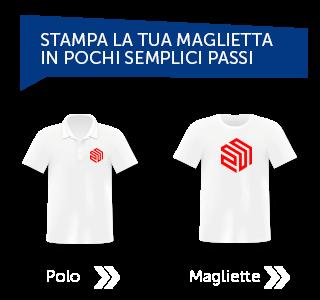 stampa magliette personalizzate online