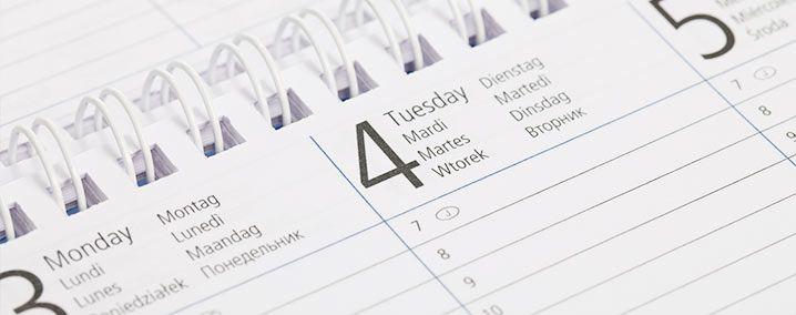 Stampa Calendari e Planning